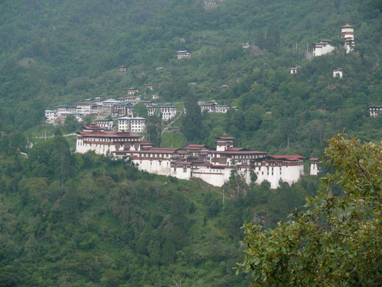 Bhutan: the Land of the Thunder Dragon