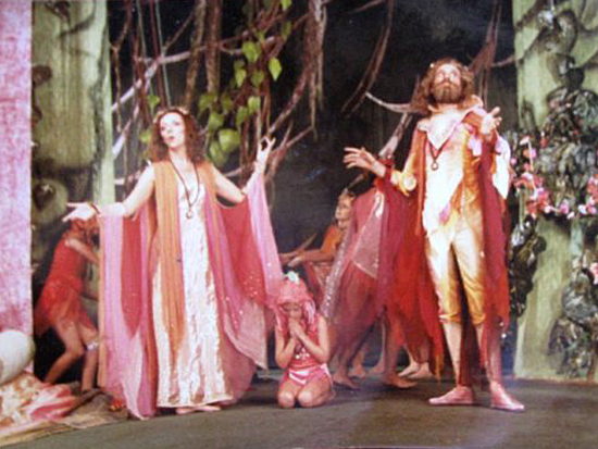 Madhura s Titania in A Midsummer Night's Dream