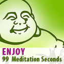 99 Meditation Seconds