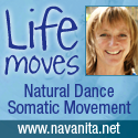 Life Moves: Natural Dance Somatic Movement with Navanita
