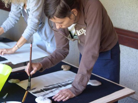045 calligraphy workshop