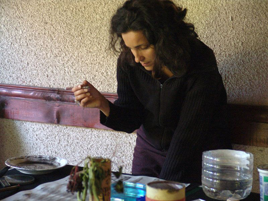 065 calligraphy workshop