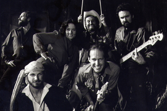 Rajneesh Country Band, 1983