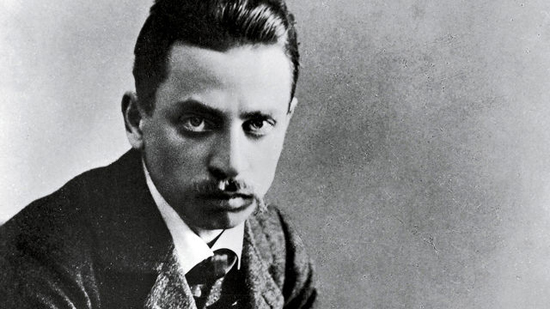 Homage to Rainer Maria Rilke