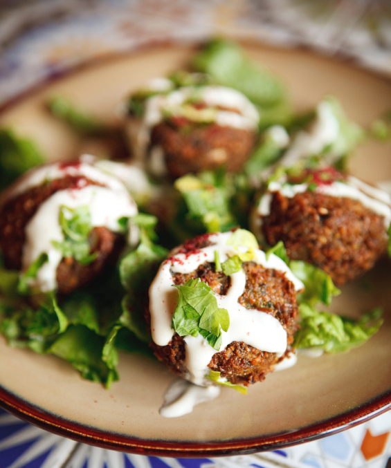 The Falafel Cult