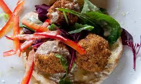 Falafel: The Recipe