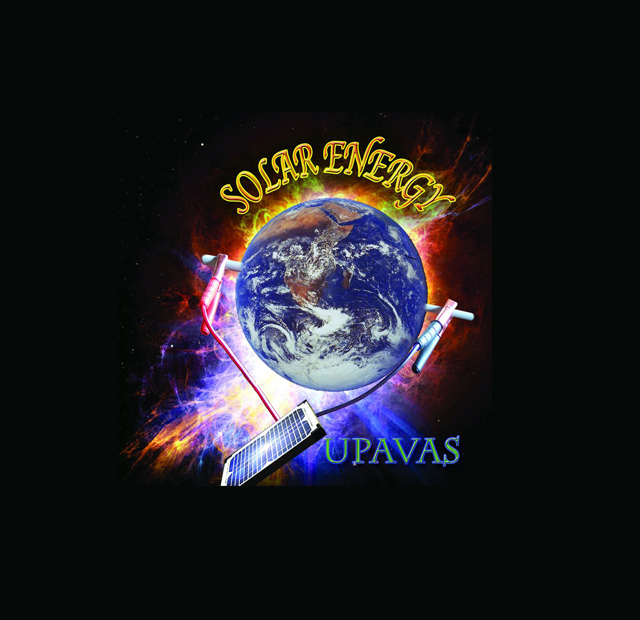 Solar Energy: CD by Upavas