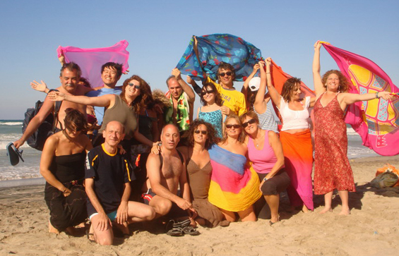 group photos of a Tantra Group