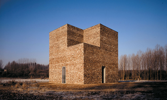 Architect: Erwin Heerich, Photo: Tomas Riehle