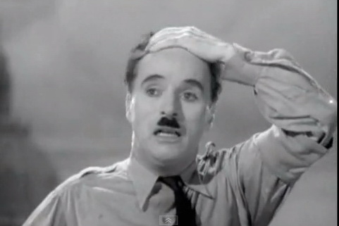 Final Speech of The Great Dictator