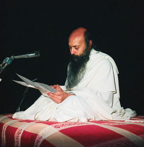 Osho discourse night