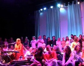Deva Premal, Miten and Band: European Tour 2012