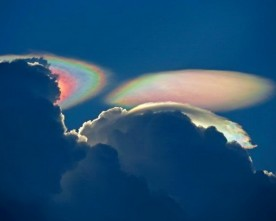 Fire Rainbow Paints the Sky