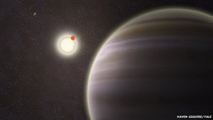 Planet with Four Suns Discovered
