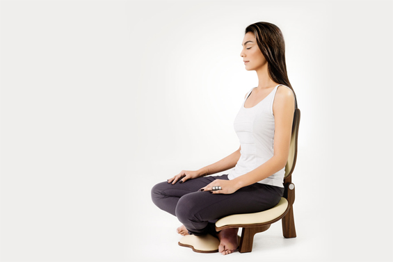 Chair for meditation quotes