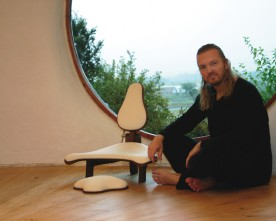 Basho Zen Meditation Chair