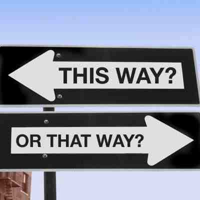 Decision-making – what's your way?