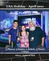 USA Holiday-April 2011