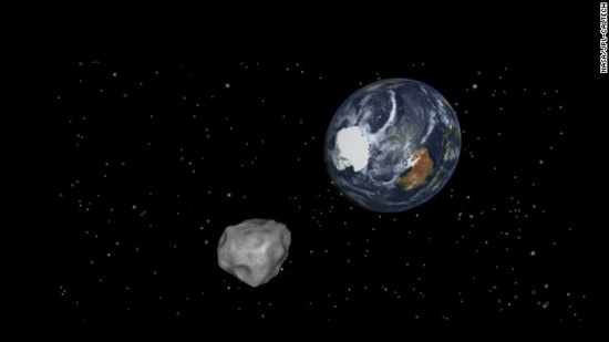 closest asteroid to hit earth - photo #24