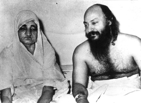 Bhuribai and Osho