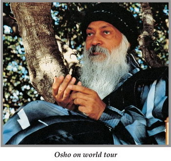 Osho_on_World_tour