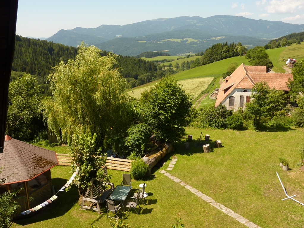 Osho Meditation Oasis in Austria