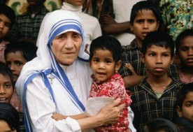 Mother Teresa: The Crumbling of a Myth