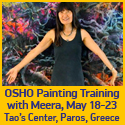 Osho Painting Training with Meera