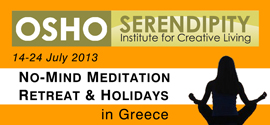Osho Serendipity Greece