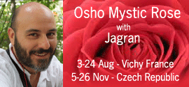Osho Mystic Rose with Jagran