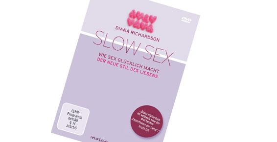 Slow Sex DVD