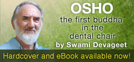 Osho In Dental Chair by Devageet