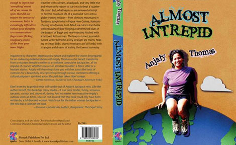 'Almost Intrepid' by Anjaly Thomas