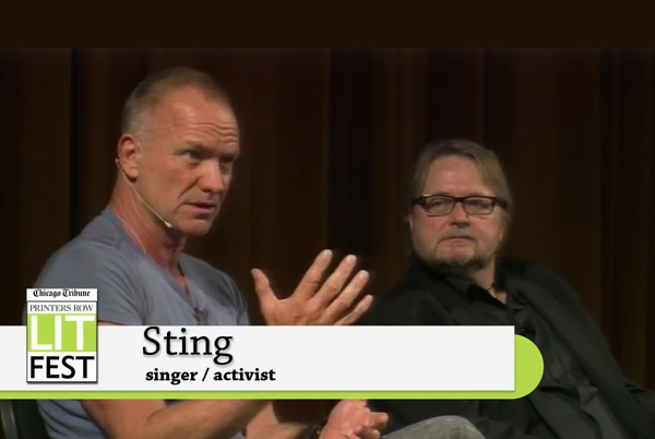 Sting: What it Means to Be a Man