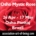 Mystic Rose at Osho Pankaj Brazil