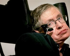 Stephen Hawking in Favour of Assisted Suicide