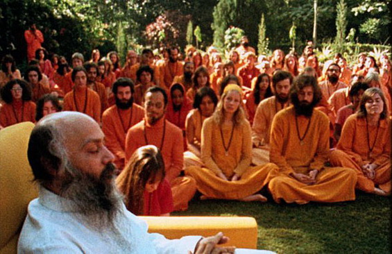 Osho Early Pune