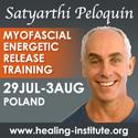 Myofascial energetic release training with satyarthi