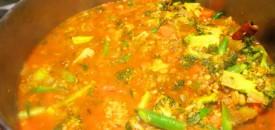 Hearty Mung Bean Stew