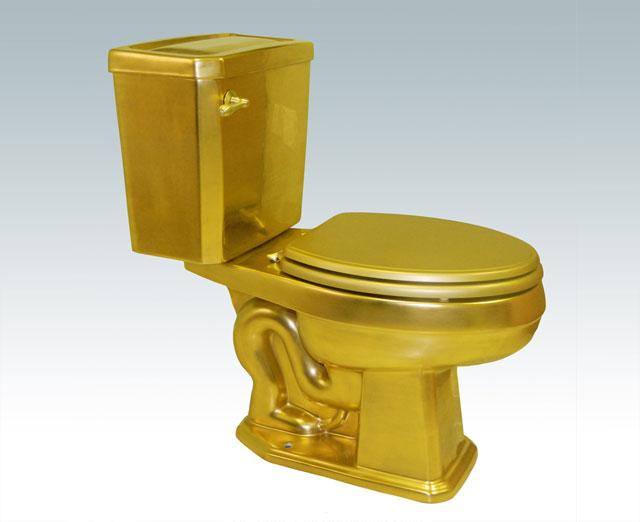 The Golden Toilet | Osho News