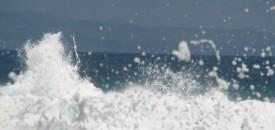 The Ocean Delighting in its Being