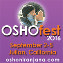 Osho Fest 2016 in Julian