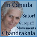 Satori and Gurdjieff Moevements with Chandrakala in Canada