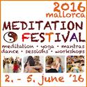Meditation Festival Mallorca 2016