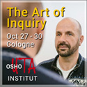 The Art of Inquiry at UTA Cologne 27-30 October 2016