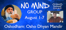 No Mind Group - 1-7 August 2016