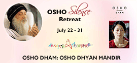 Silence Retreat - 22-31 July 2016