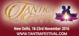 Tantra Festival India 2016