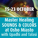 Master Healing Sounds & Colors with Upadhi and Talasi