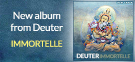 Deuter new album: Immortelle